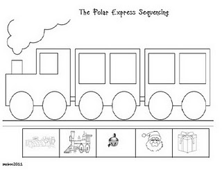 The Polar Express sequencing and other activities | Stuff for School ...