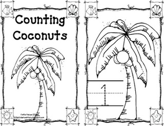 Chicka Count Coconuts. (free workpages)