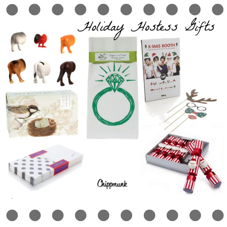Unique Holiday Hostess Gifts Gifties Pinterest