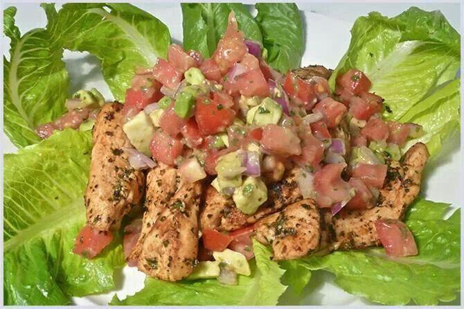 Cajun Chicken Salad | Recipes | Pinterest