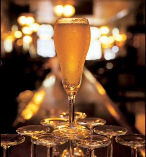 Champagne Punch | Recipes | Pinterest