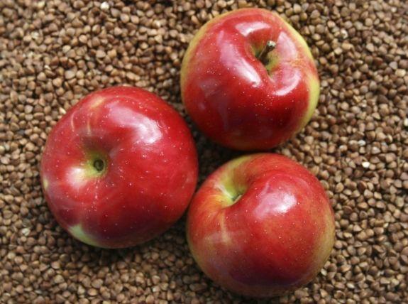 Zegit - Apple Pecan Buckwheat Bake | Food: Healthier Holidays | Pinte ...