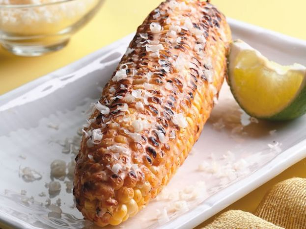 Mexican Grilled Corn | Food & dRinkS | Pinterest