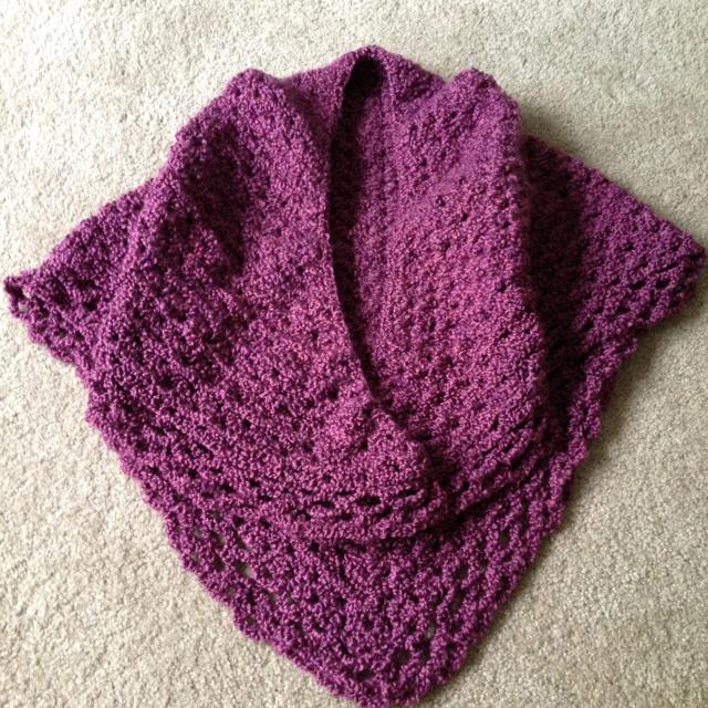 Crochet Prayer Shawl Crochet Prayer Shawls Pinterest