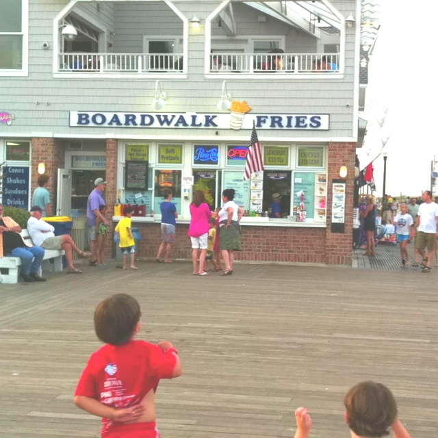 Boardwalk fries | Good Places to Eat! | Pinterest