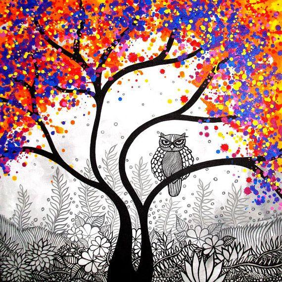 Acrylic painting for Fun acrylic painting ideas