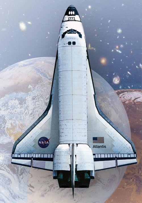 space shuttle b. hatch - photo #45