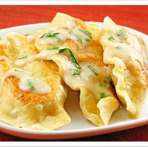 Potato and Cheese Pierogi | Savory | Pinterest