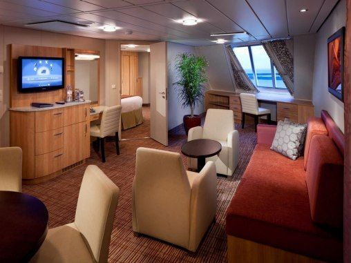 The Best Cruise Ship Cabins For Families