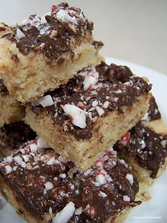 chocolate amp peppermint bark cookies