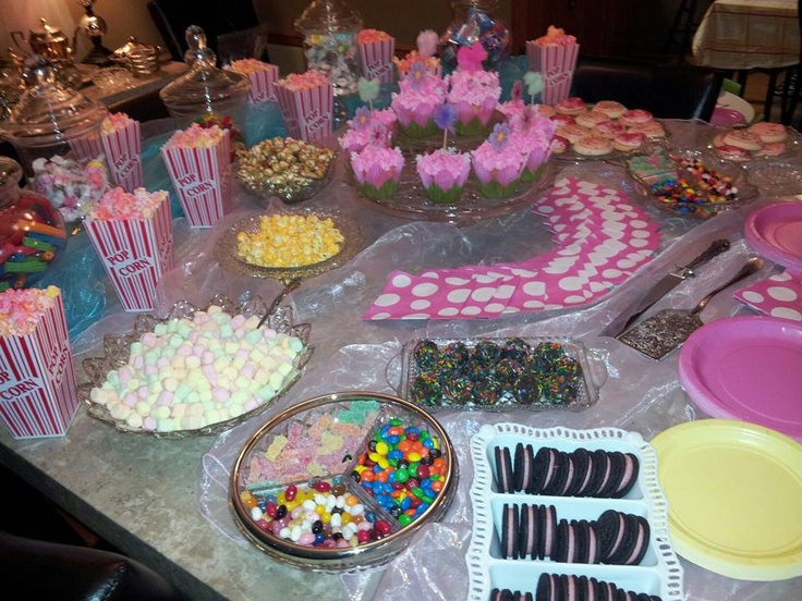 slumber party snacks