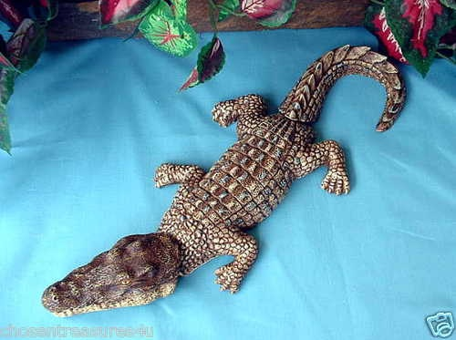 Floating gator on eBay