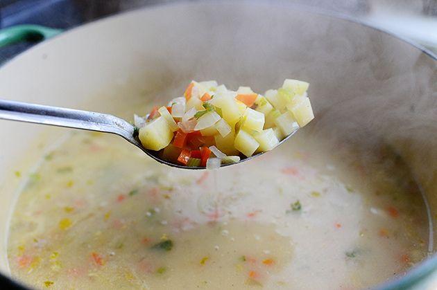 Perfect Potato Soup   Recipe