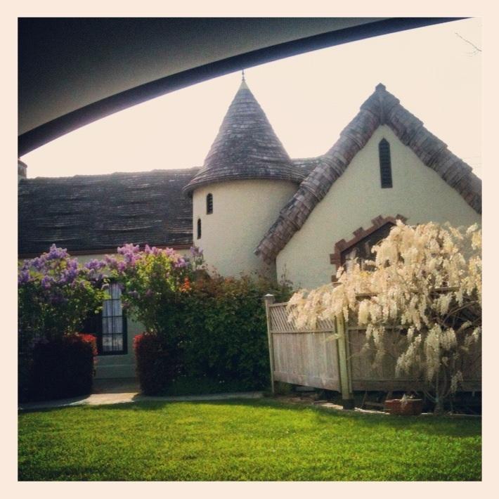 Santa Cruz California! My fairy tale house...