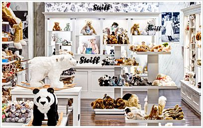To sell steiff teddy bears in the u s was none other than fao schwarz