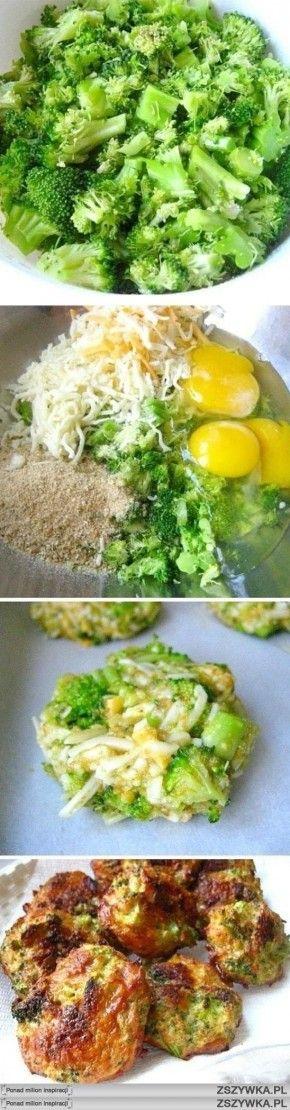 Snel klaar en lekkerrrrrrr! Broccoli, kaas, eieren en kruiden naar ...
