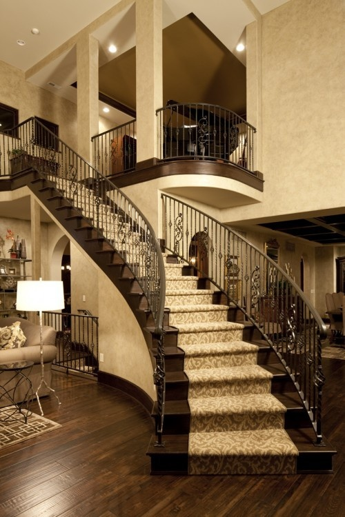 Stairs!