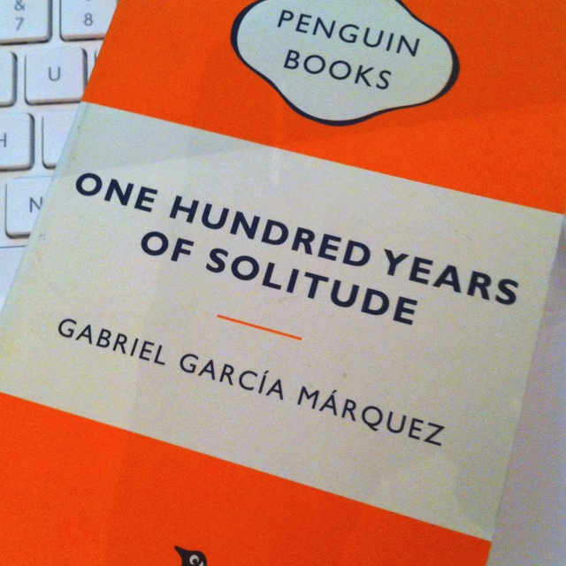 One hundred years of solitude books worth reading pinterest