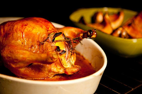 Roasted Chicken Recipes