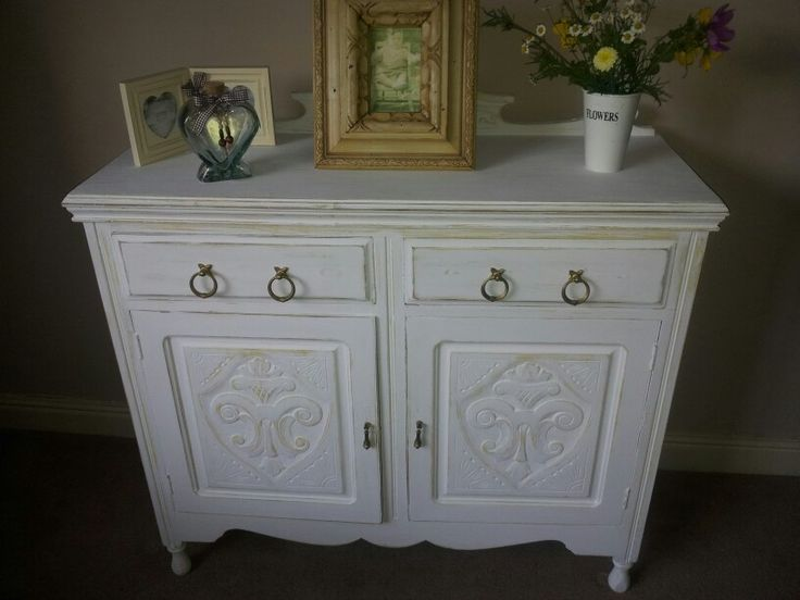 Shabby chic sideboard sideboards pinterest for Sideboard shabby chic