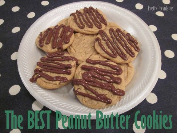 ... Providence | A Frugal Lifestyle Blog: The BEST Peanut Butter Cookies
