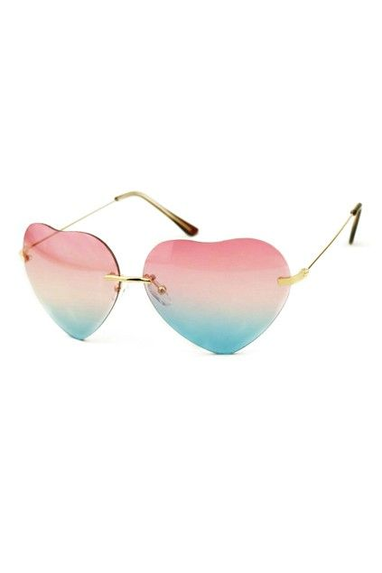 heart sunglasses 2017