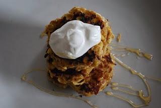 Apple latkes | Eat. Breakfast. | Pinterest