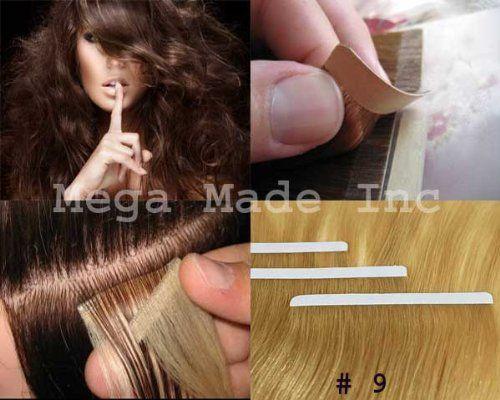 Vivid Hair Extensions Tape 11