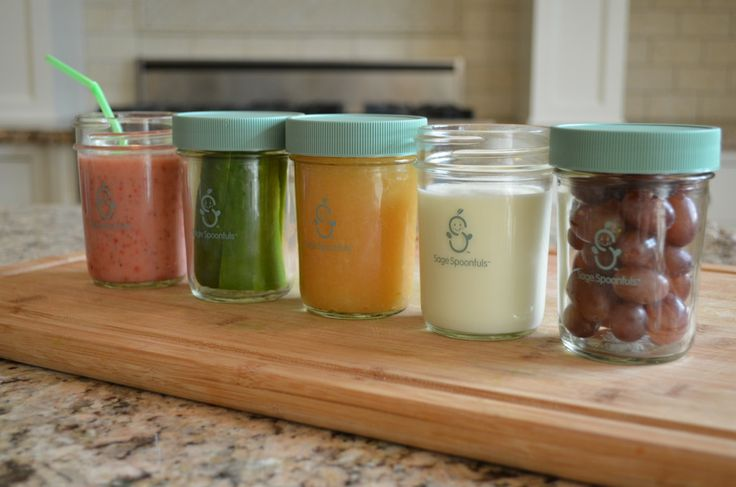 Must have for new parents: the @Sage Spoonfuls baby food system that allows you to make, serve, store and take healthy homemade baby food on-the-go! #PNapproved #babygear