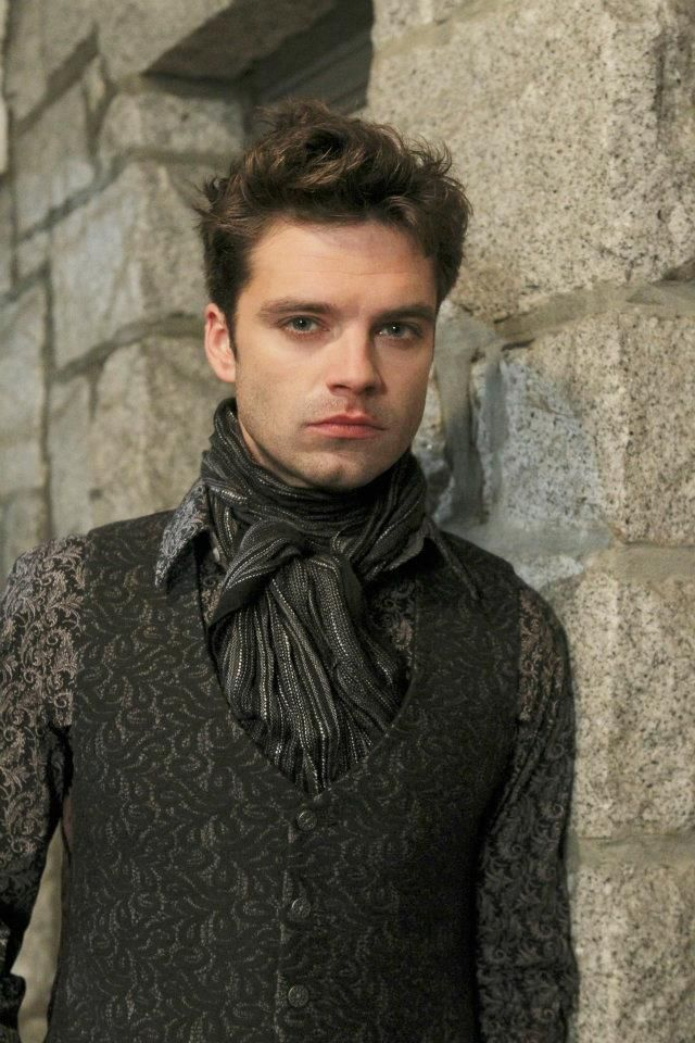 Jefferson/Mad Hatter Once Upon A Time | eye candy | Pinterest