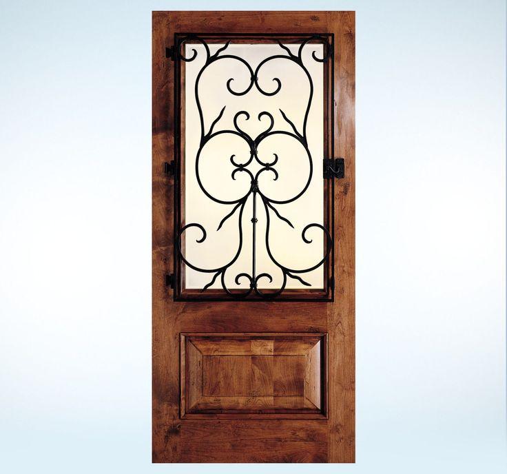 Custom Wooden Doors And Windows : Custom wood jeld wen doors windows dollhouse