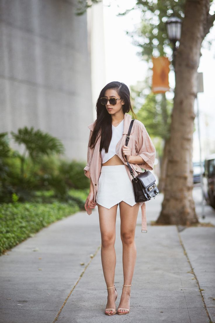 Pointed Edge ( Skirts & Blazers )