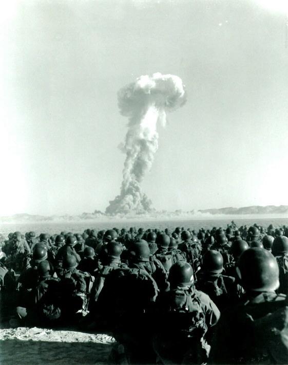 atomic bomb test #experimentsinmotion
