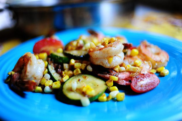 Pioneer Woman Summer Stirfry - wanna use all those veggies before they ...
