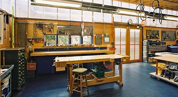 Shop garage ultimate garage workshops pinterest for Garages and workshops