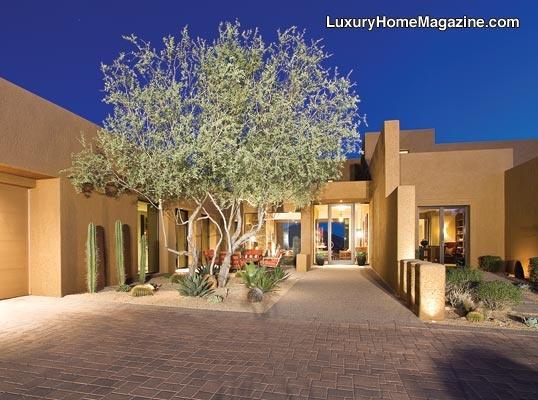 Luxury Home Magazine Arizona Luxury Homes Modern Contemporary