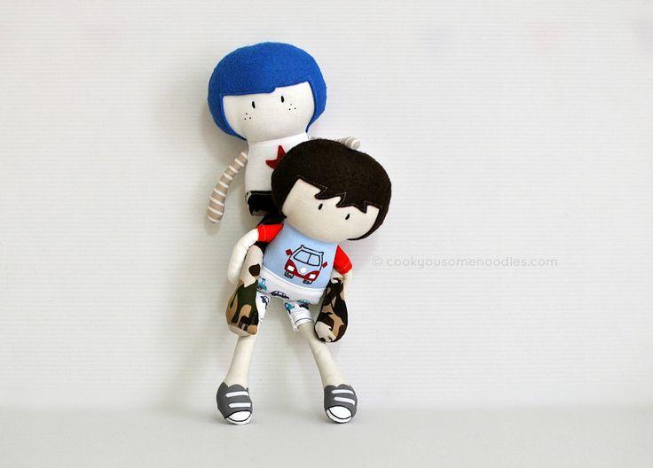 Мои Teeny-Крошечный мальчик Куклы ®