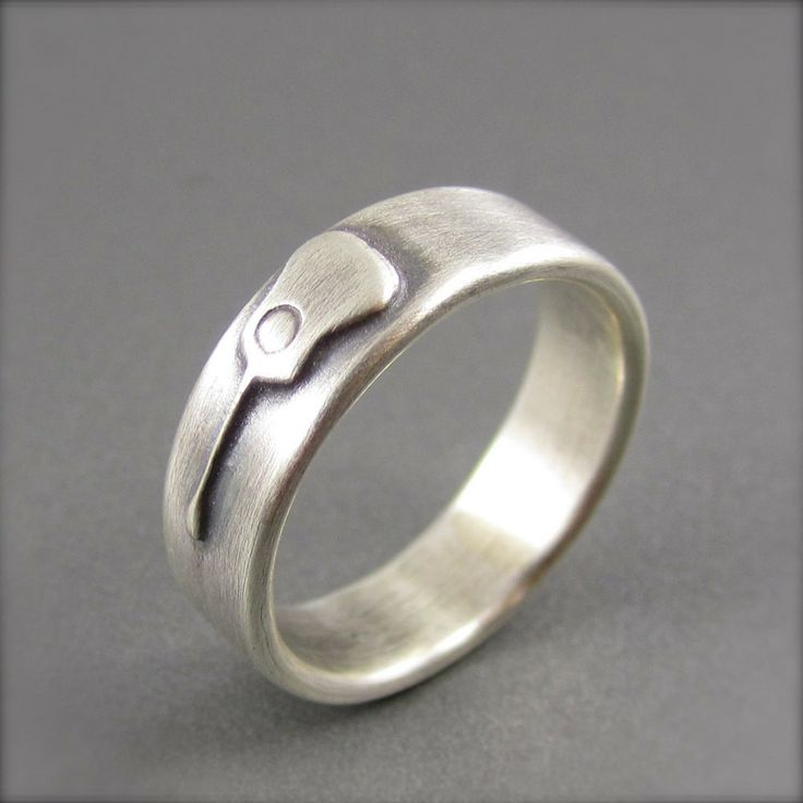 On A Metal Ring