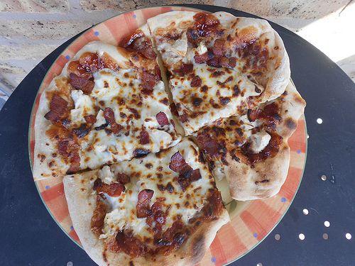Super-easy No-Knead Pizza Dough | recipes | Pinterest