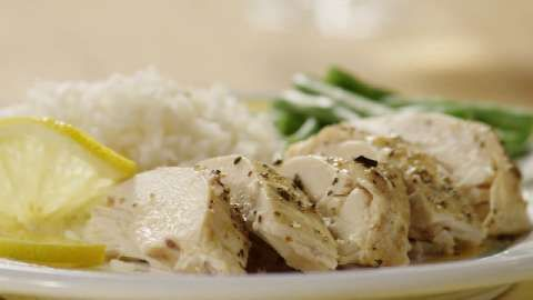 Fragrant Lemon Chicken Allrecipes.com | EAT! MUST try soon! | Pintere ...