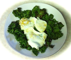 Kale and Eggs | Food | Pinterest