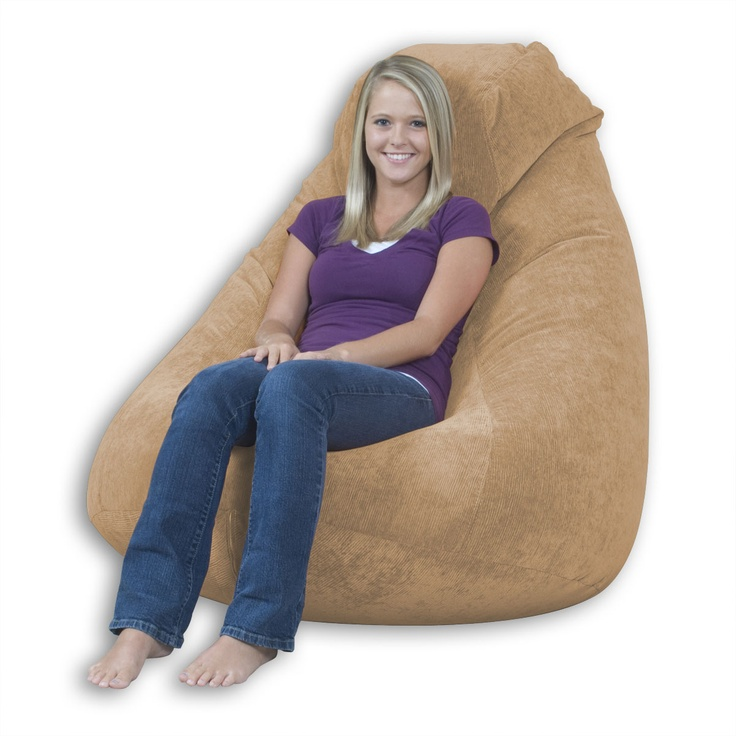 Adult Large Bean Bag Chair $229  Favorite House Looks and Ideas  Pi ...