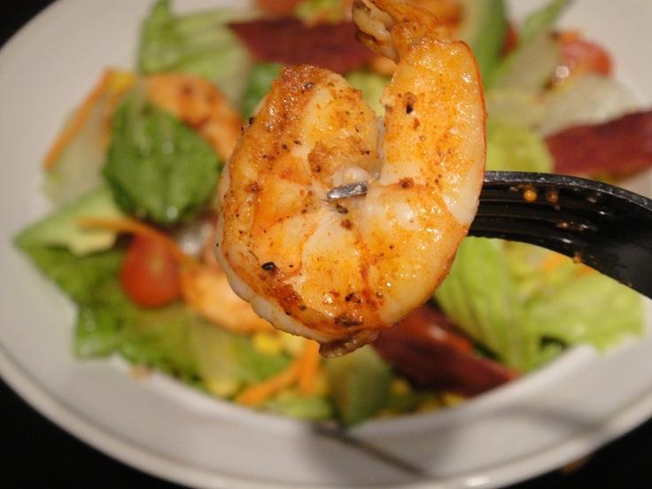 Shrimp Cobb Salad | Salads | Pinterest