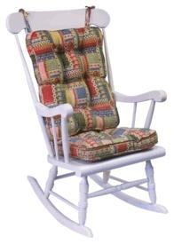 rocking chair more comfortable than a rocking chair cushion