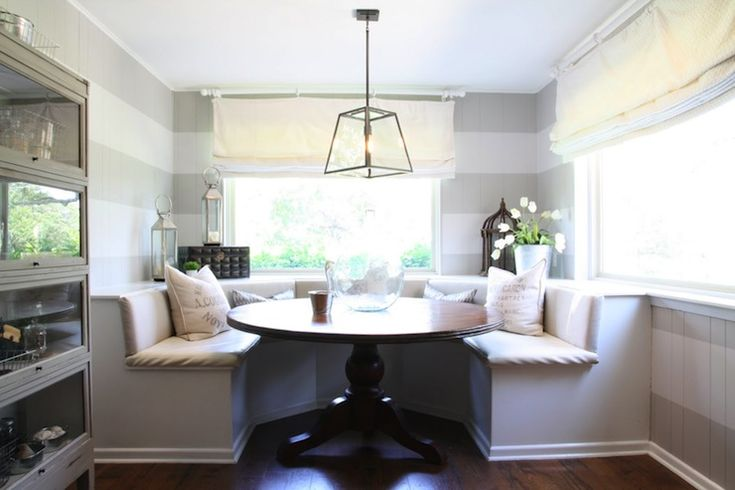 built in banquette eating nooks pinterest