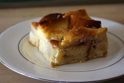 Pear Red Currant Bread Pudding | Pies, Tarts & Cheesecakes | Pinterest