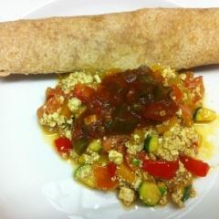 Mexican Tofu Scramble | Recipes Recipes Recipes | Pinterest