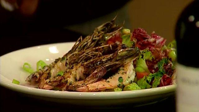 Pan Roasted Carolina White Shrimp | Recipes | Pinterest