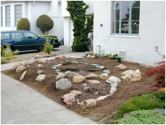 awesome landscape rock calculator garden landscaping