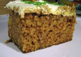 Awesome, Moist Carrot Cake Recipe with Cream Cheese Frosting